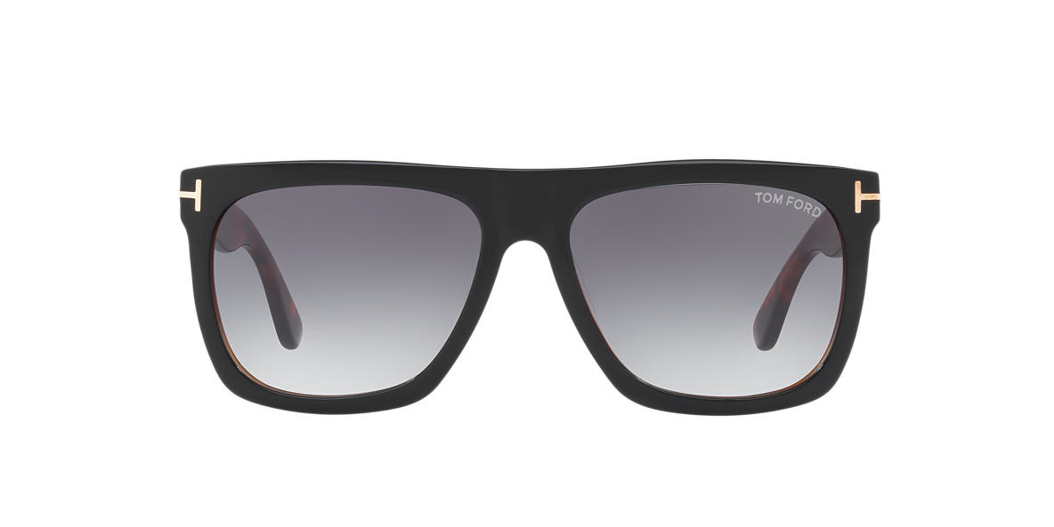 78af59c95089 Tom Ford TR000820 57 Grey-Black   Black Sunglasses