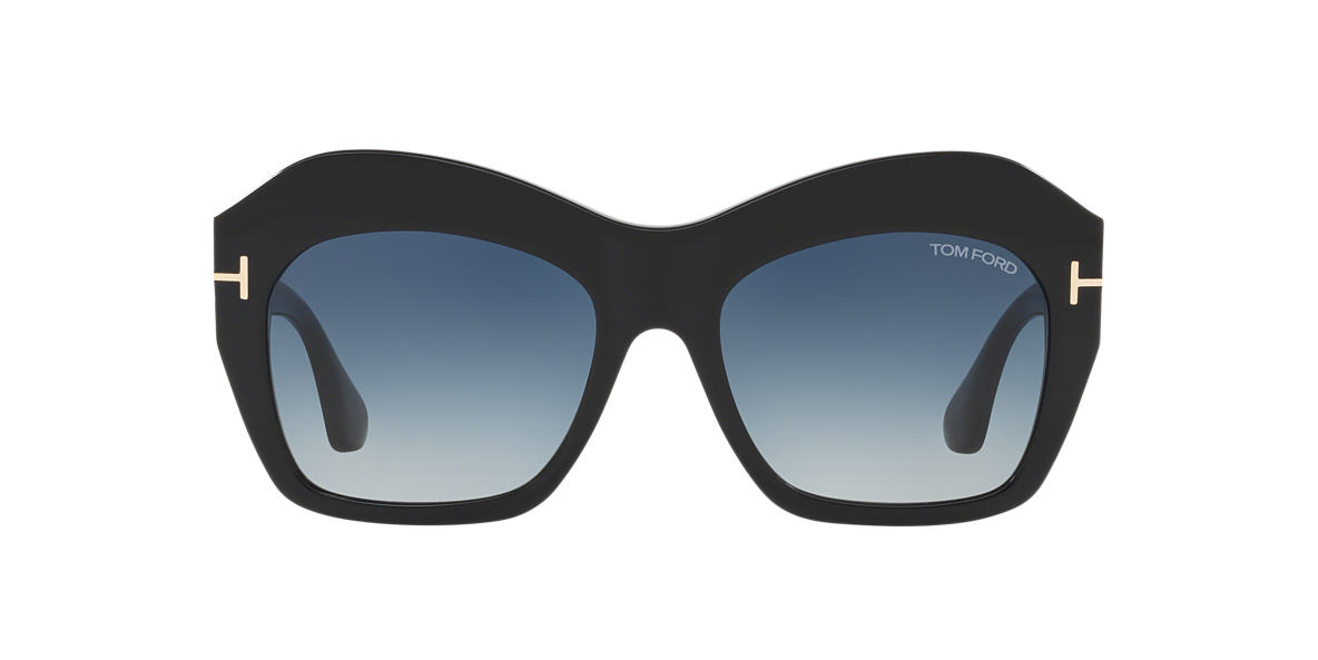 a779ea4bd0b0 Tom Ford TR000900 54 Blue   Black Sunglasses
