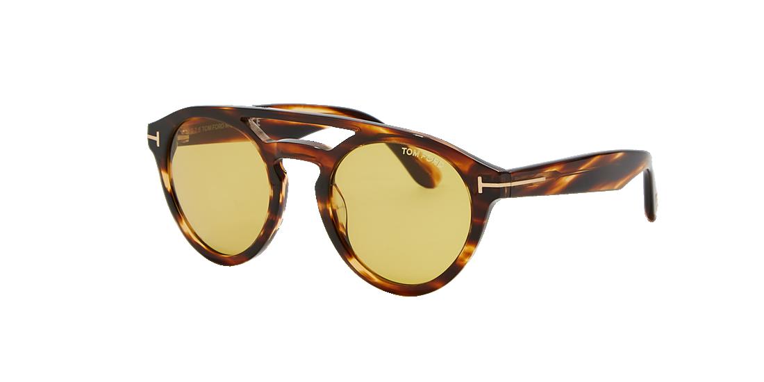 d2f6181c8ebc Tom Ford TR000805 50 Brown   Brown Sunglasses