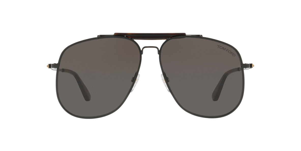 Noir FT0557 Grey-Black  58