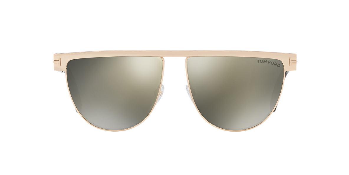 ba24b99a55d Tom Ford null 60 Grey-Black   Pink Sunglasses