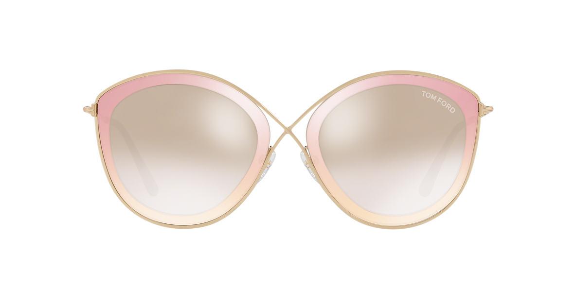 Tom Ford TR000993 55 Brown   Brown Sunglasses  199c8b5051