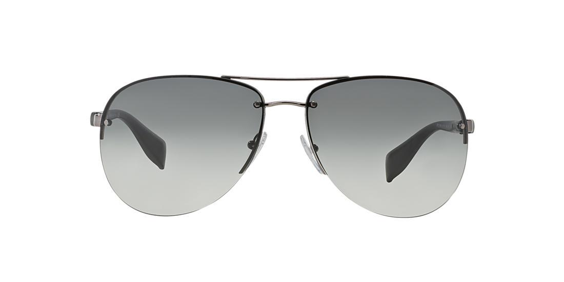 8b6052db1abcd Óculos de Sol Prada Linea Rossa PS 56MS