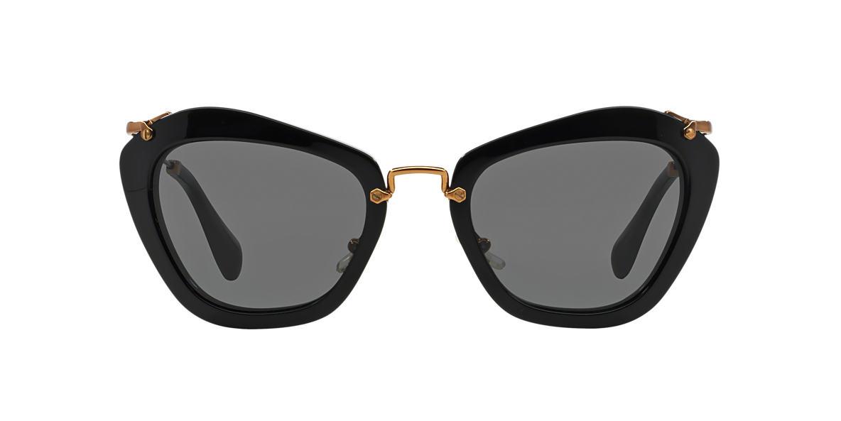 oversized sunglasses - Black Miu Miu Eyewear