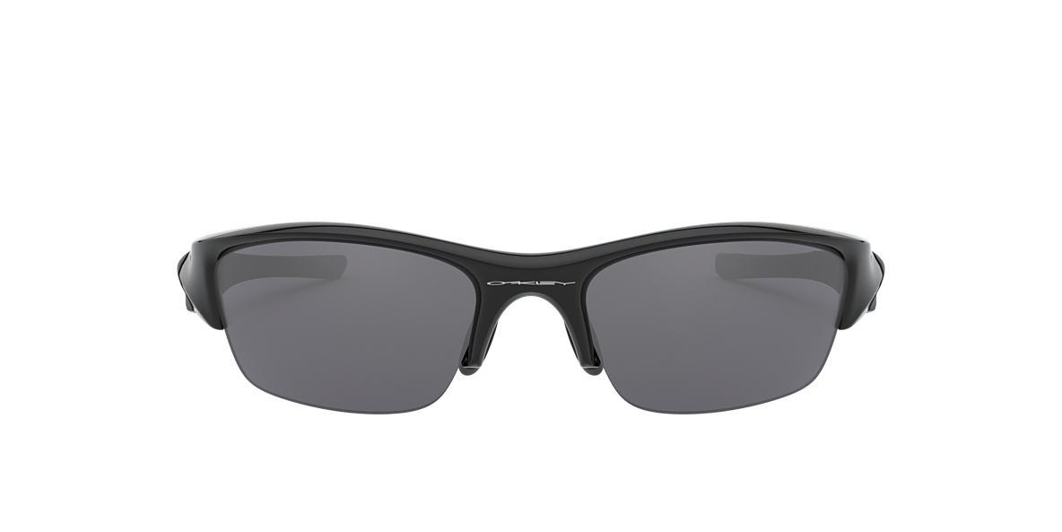 5da9d9470d1 Oakley null 63 Silver   Black Sunglasses