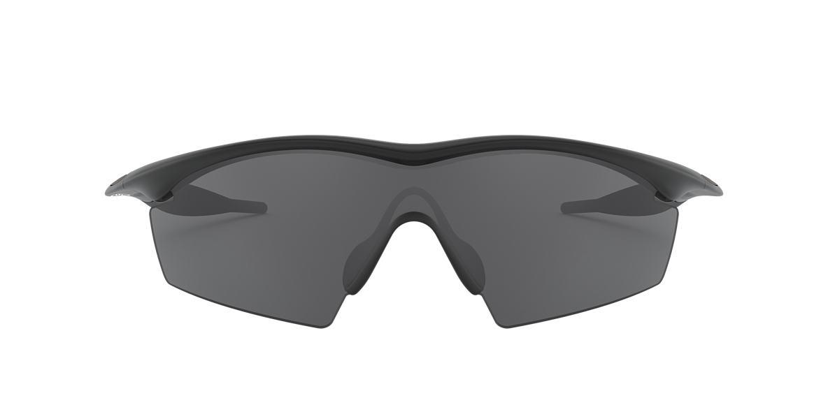 Oakley OO9060 BALLISTIC M FRAME 34 Grey & Black Sunglasses ...