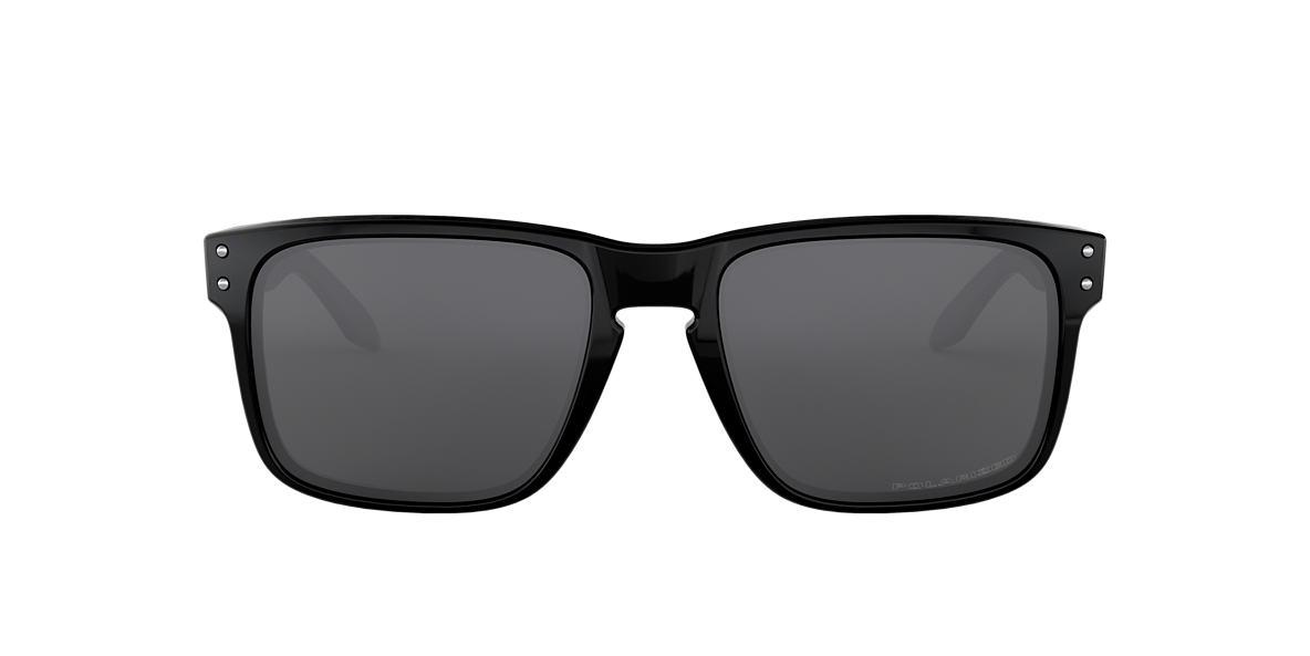 oakley holbrook oo9102-90 matte black polarised