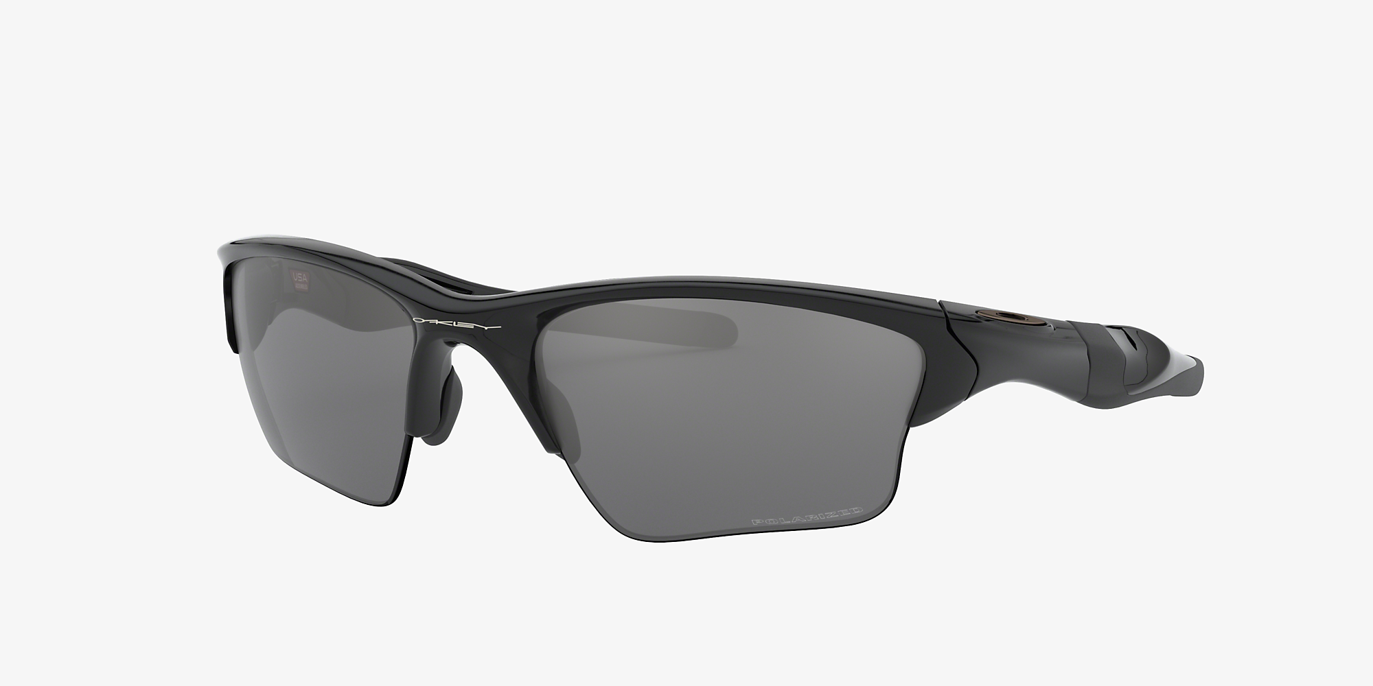 Oakley OO9154 Half Jacket® 2.0 XL Black/Grey /Polarized image 1