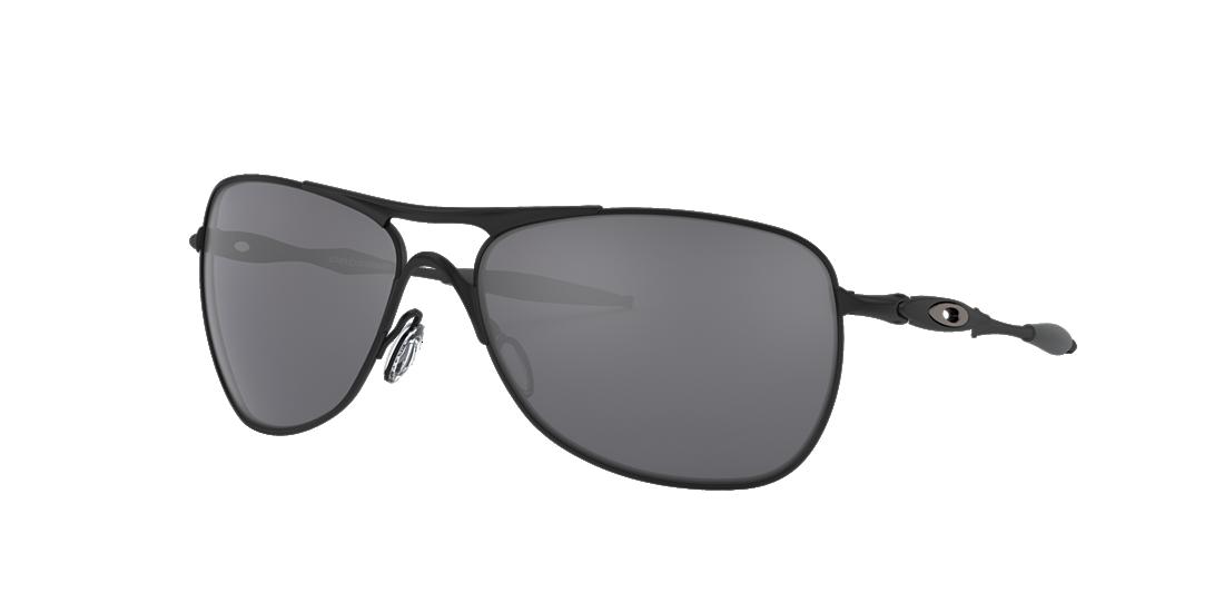 383739b4736 Oakley OO4060 CROSSHAIR 61 Grey-Black   Black Sunglasses