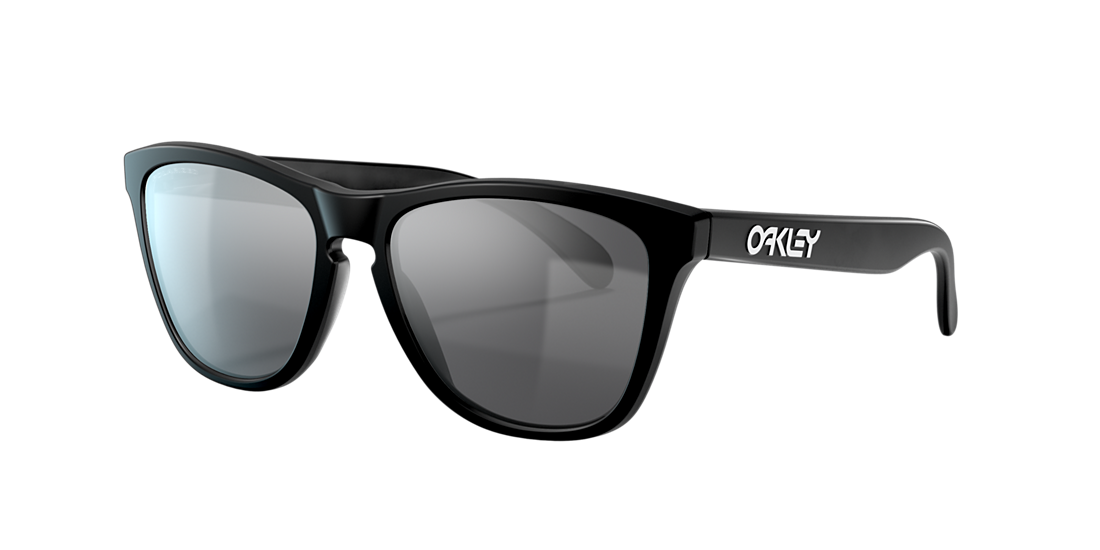 a504a99aa508d Oakley OO9013 55 Grey-Black   Black Polarised Sunglasses