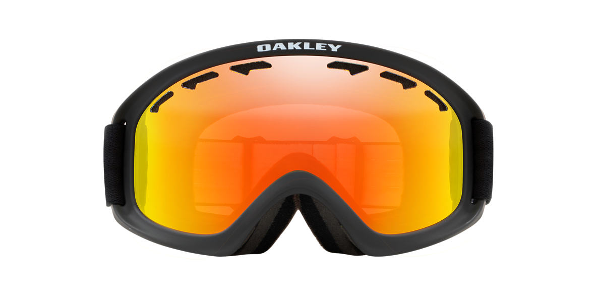 Black OO7048 O-Frame® 2.0 XS Snow Goggle (Youth Fit) Orange