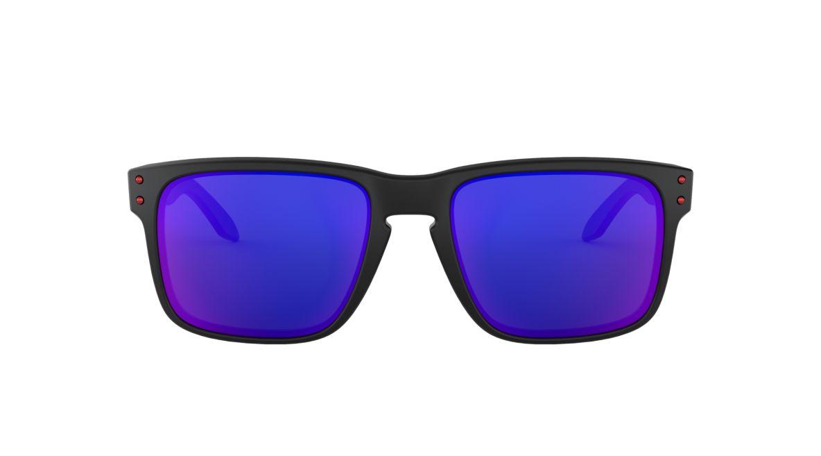 8eb185c7dd0 Oakley OO9102 57 Red   Black Sunglasses