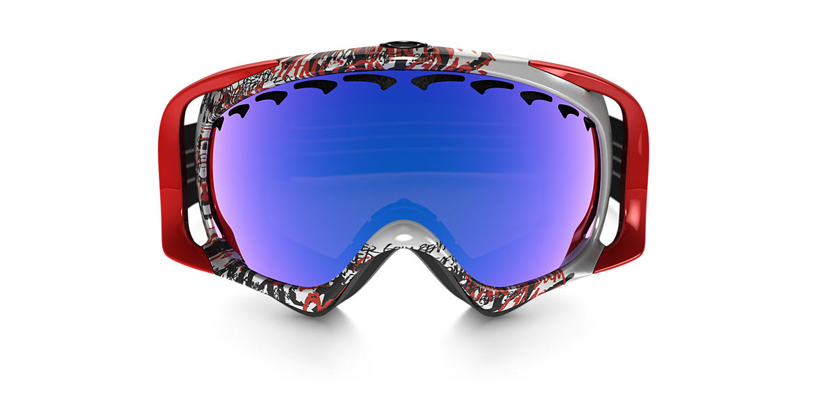 Grey OO7005N Crowbar® Snow Goggle Blue
