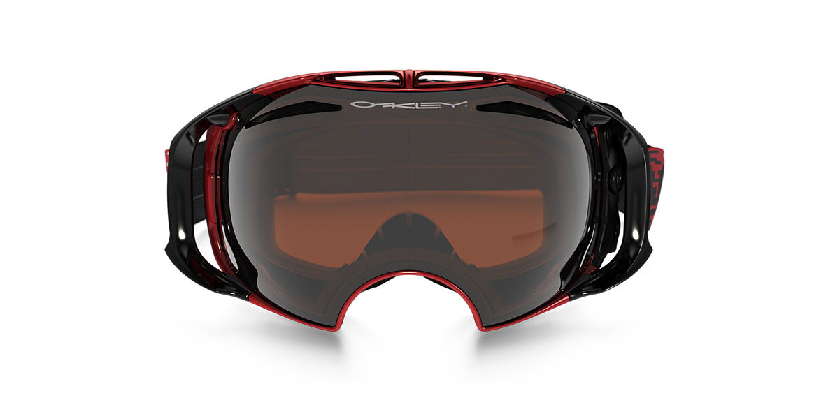 Red OO7037 Airbrake® Snow Goggle Orange