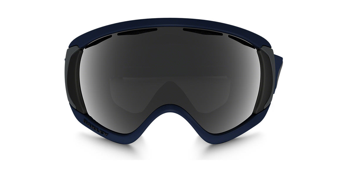 Blue OO7047 Canopy™ Snow Goggle Grey-Black