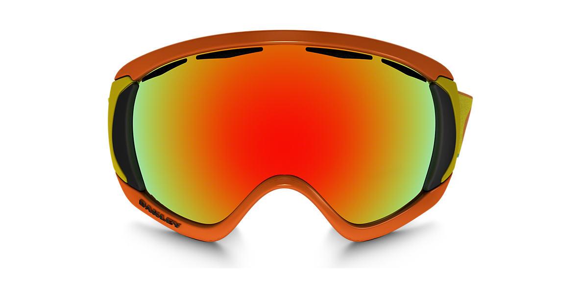 Orange OO7047 Canopy™ Snow Goggle Orange