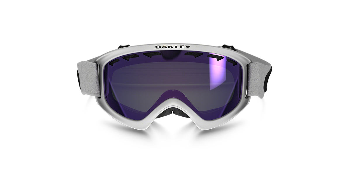 White OO7048 O-Frame® 2.0 XS Snow Goggle (Youth Fit) Violet