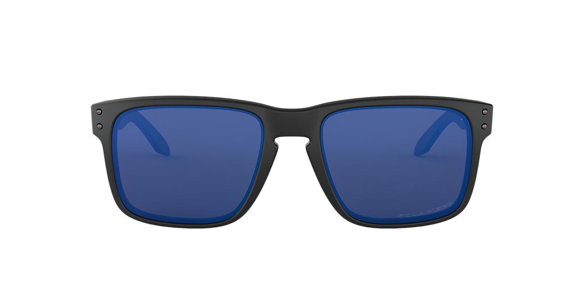Matte Black OO9102 Holbrook™ Blue  57