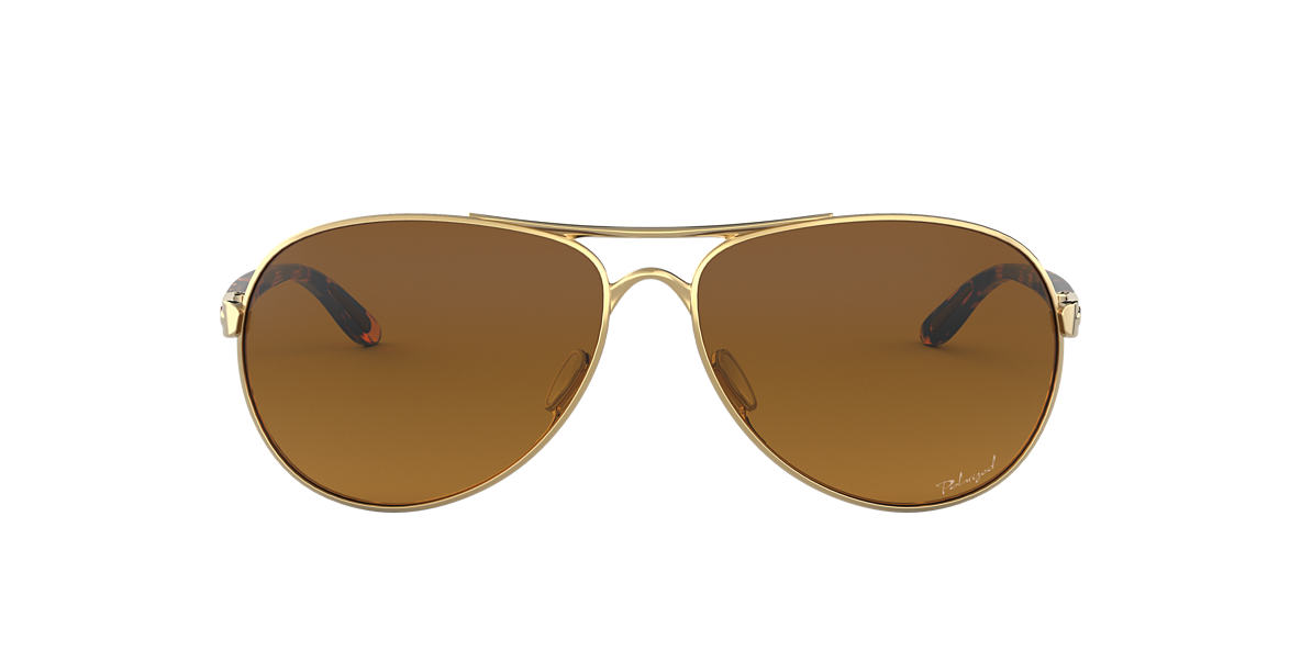 Gold OO4079 Feedback™ Brown  59