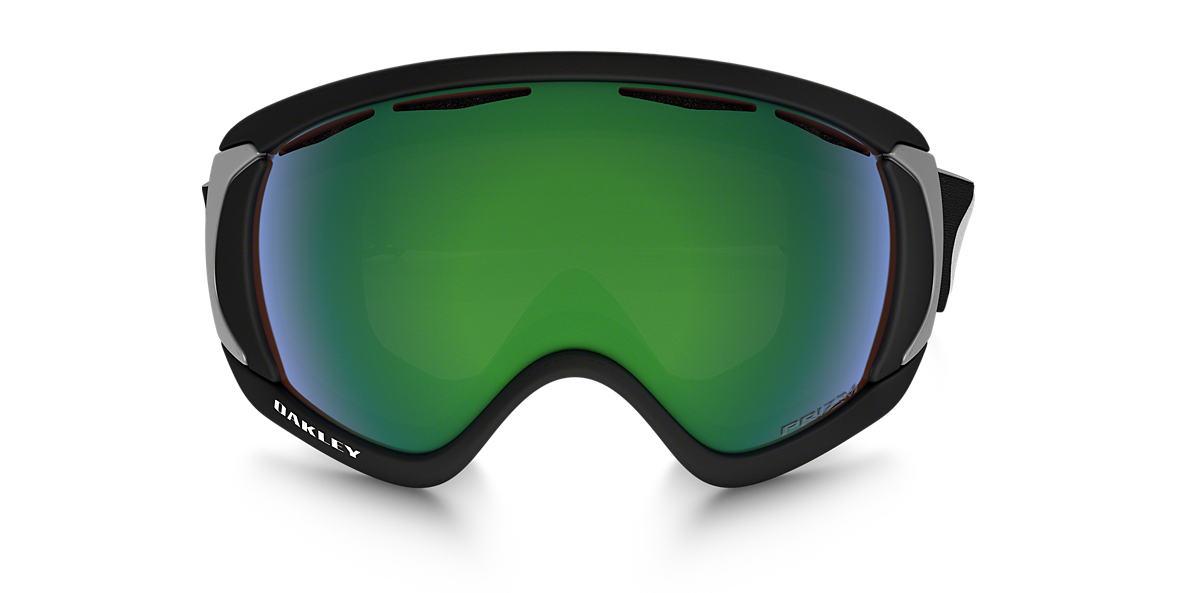 Black OO7047 Canopy™ Snow Goggle Green