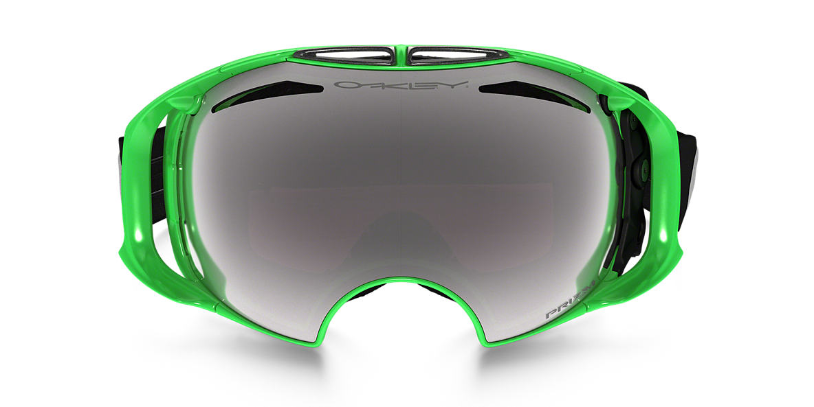 Green OO7037 Airbrake® Snow Goggle Red