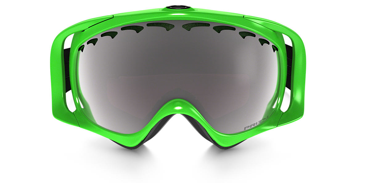 Green OO7005N Crowbar® Snow Goggle Red