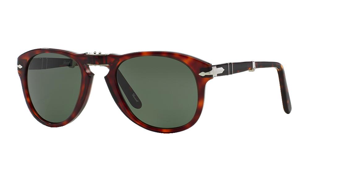 Persol PO0714 52 Green   Tortoise Sunglasses   Sunglass Hut United ... 0c18f04bccd3