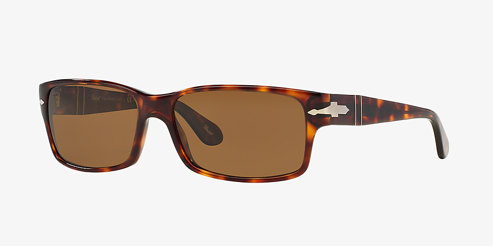 4ce86866feb6 Persol PO2803S 58 Grey-Black & Tortoise Polarised Sunglasses ...