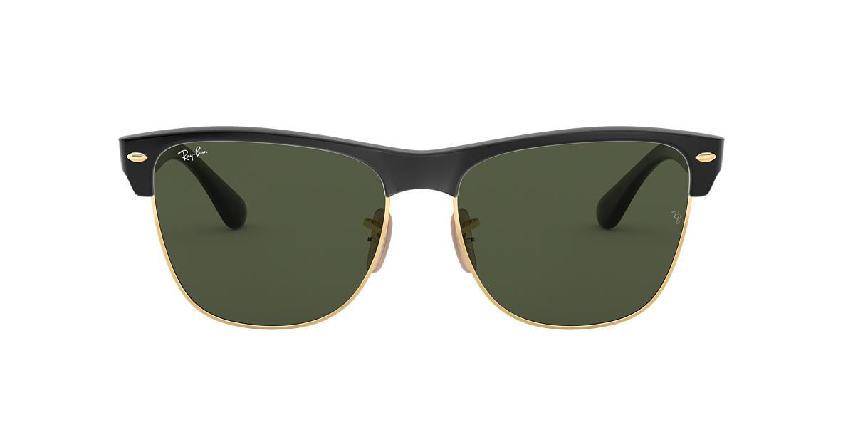 160c3c41979 Ray-Ban RB4175 57 Green Classic G-15   Black Sunglasses