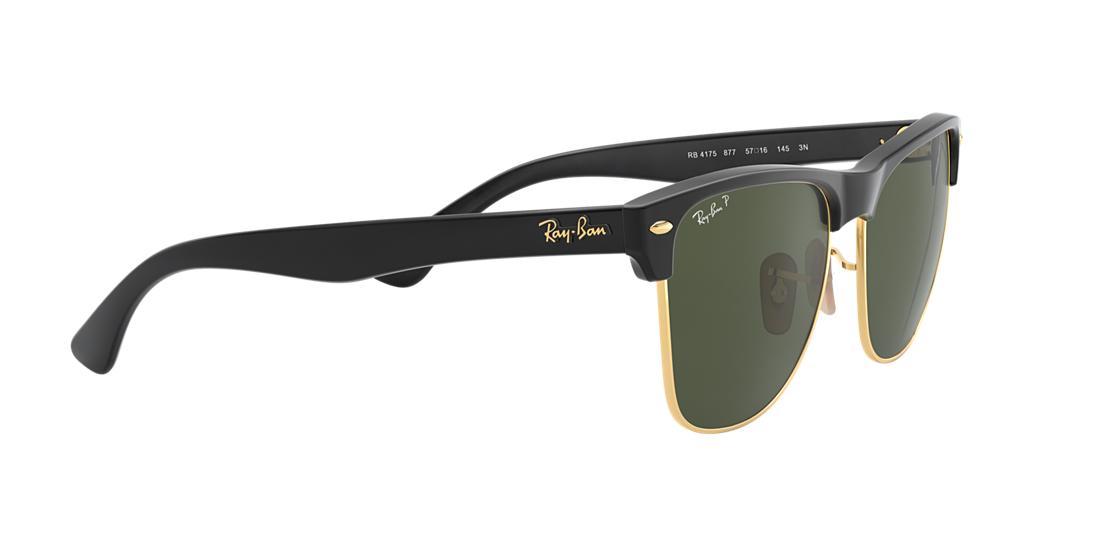 e52e8453dd Óculos de Sol Ray-Ban RB4175 Clubmaster Oversized