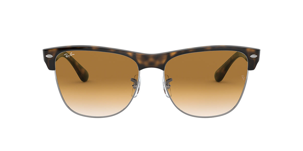 11d9fd6c04 Ray-Ban RB4175 57 Light Brown Gradient   Tortoise Sunglasses ...
