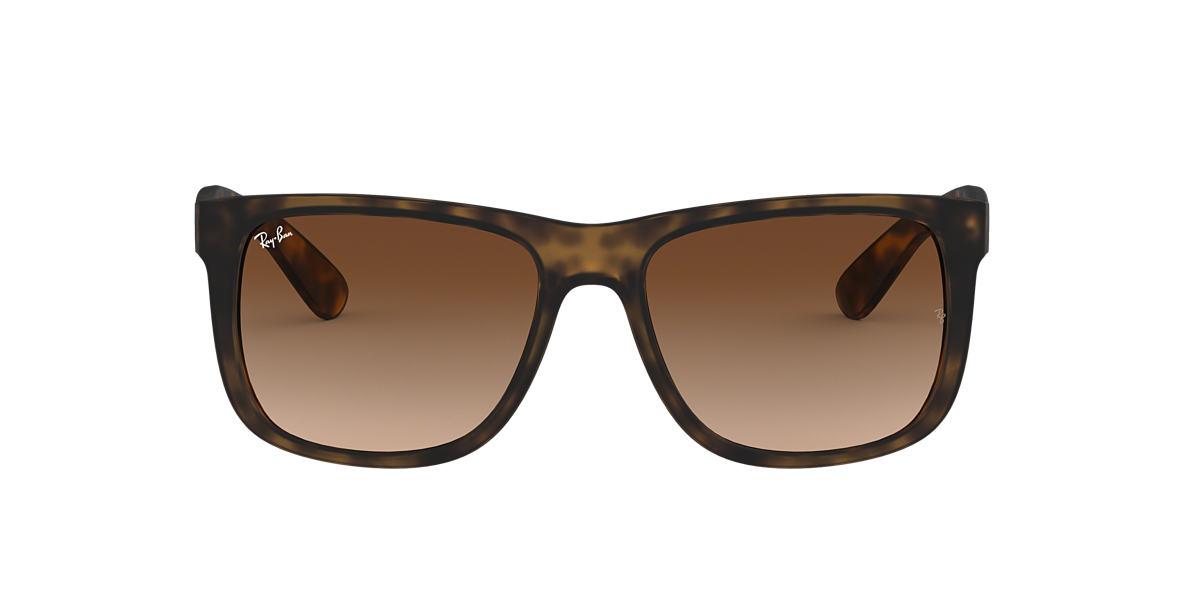 3d88f5bb25 Ray-Ban RB4165F 54 Brown Gradient   Tortoise Sunglasses