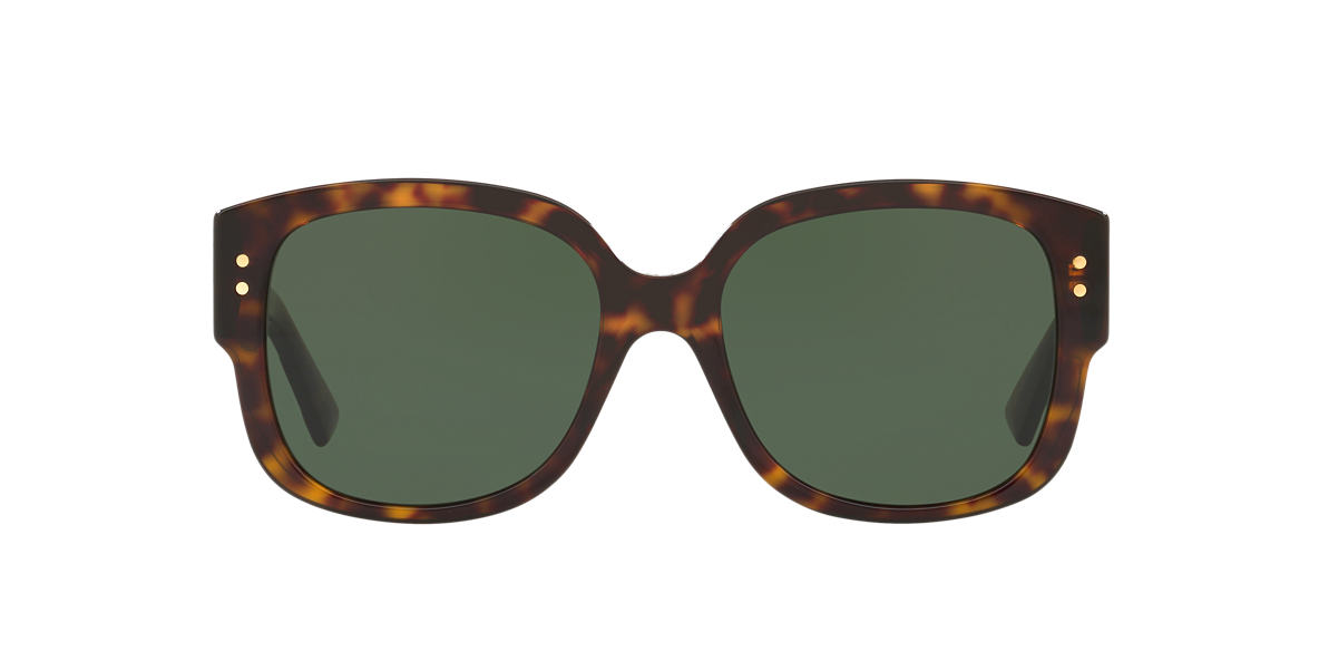 Havane LADYDIORSTUDS Vert  54