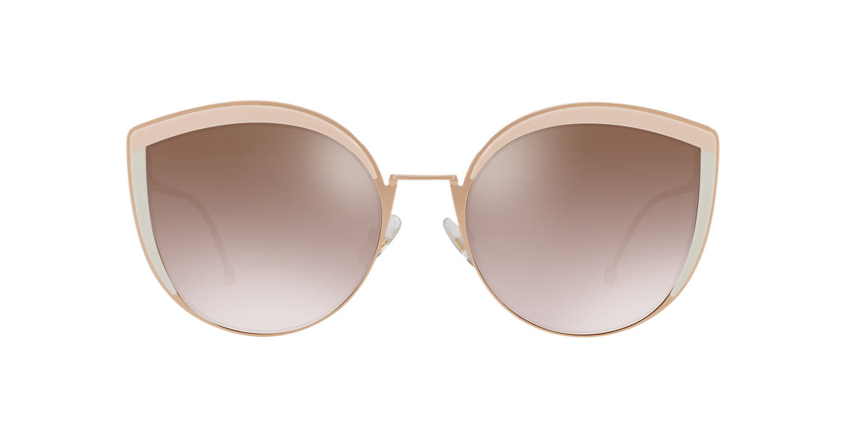 69584cd7b0 Fendi FN000398 58 Copper   Pink Sunglasses