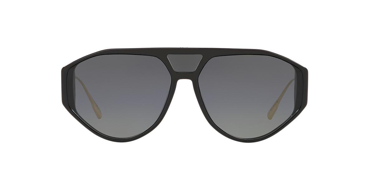 Black Diorclan1 Grey-Black  60