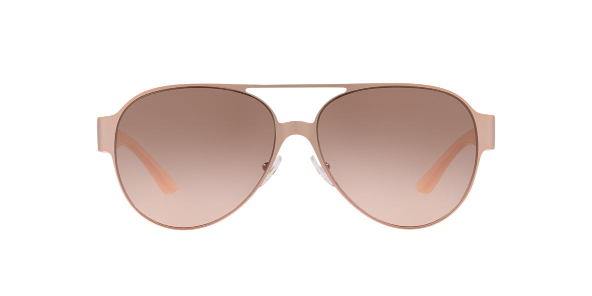 Rose Gold TY6066 Brown