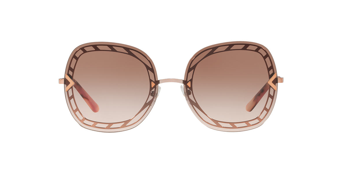 Rose Gold TY6068 Brown  58