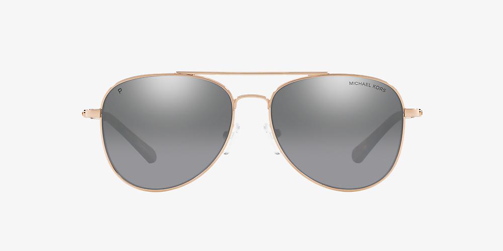 Piloten Doppel Steg Sonnenbrille, gold