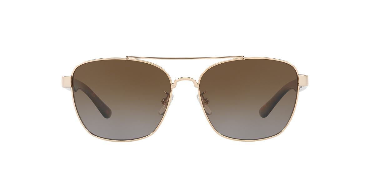 Silver TY6069 Brown  57