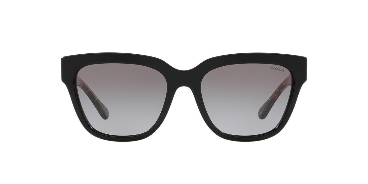 Black HC8262 Grey-Black  55