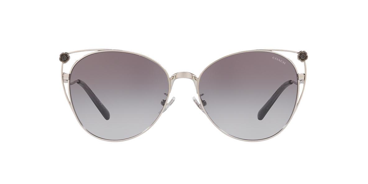 Silver HC7096B Grey-Black  58
