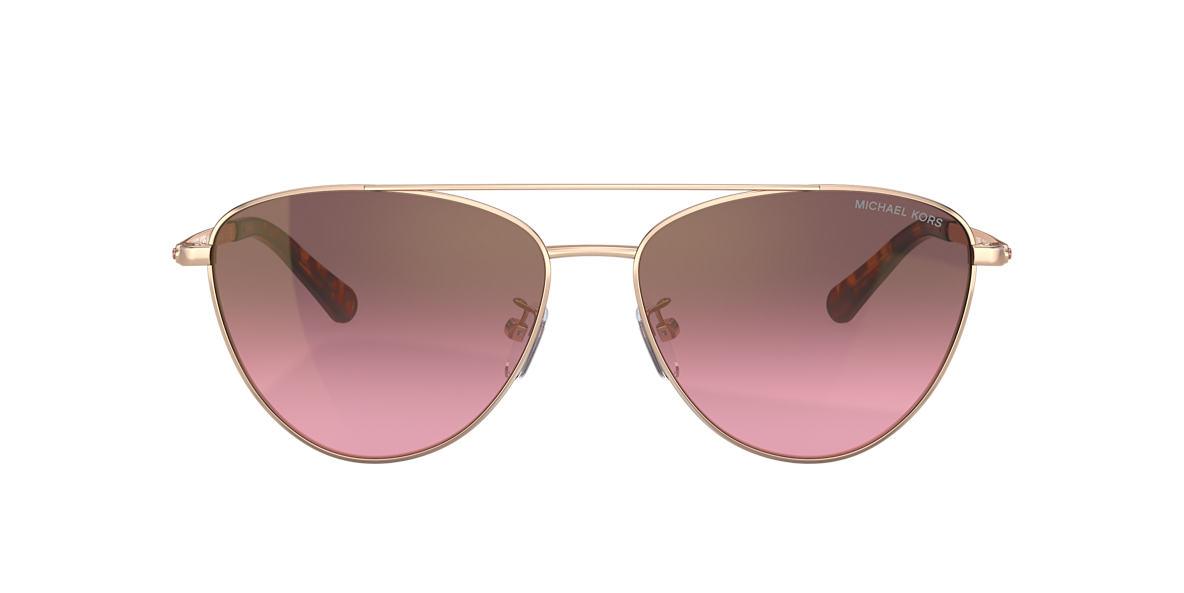 Pink Gold MK1056 Barcelona Burgundy