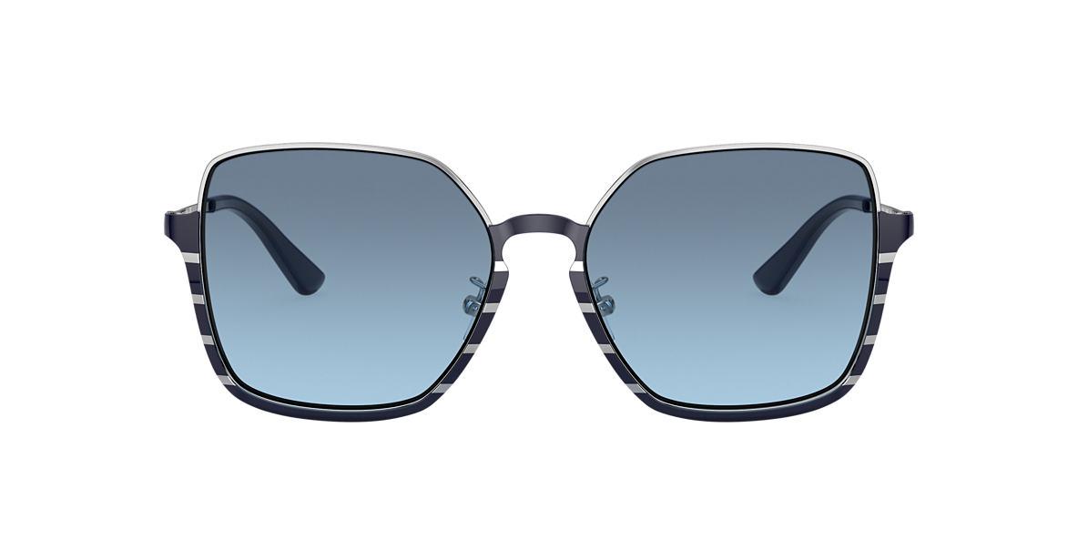 Silver TY6076 Blue
