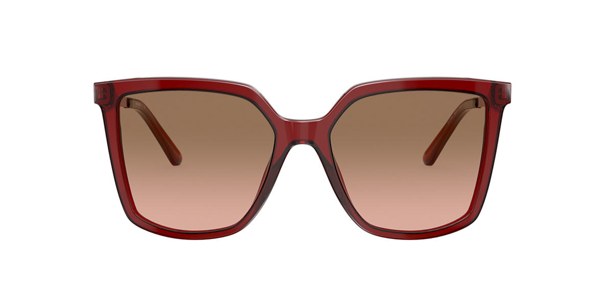 Red TY7146 Brown/Pink Gradient