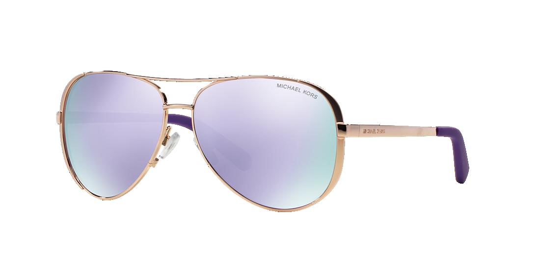 175d13b349 Michael Kors MK5004 CHELSEA 59 Violet   Pink Sunglasses