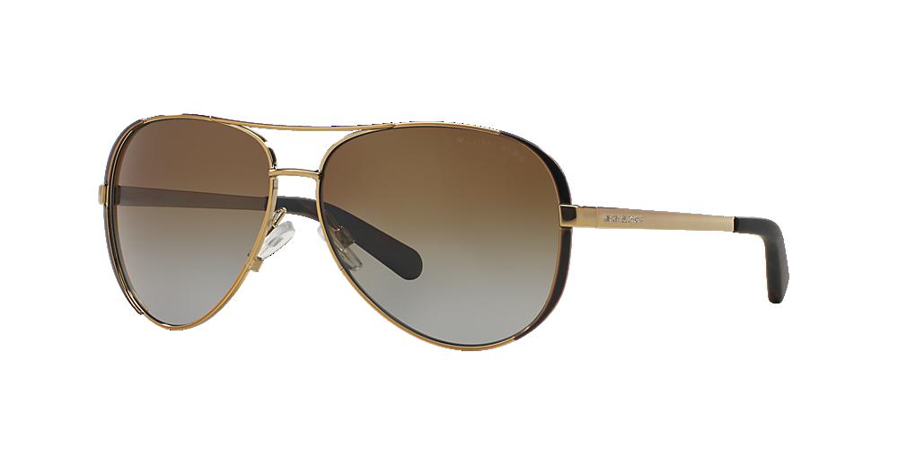 Óculos de Sol Michael Kors MK5004 Chelsea   Sunglass Hut e08c335212