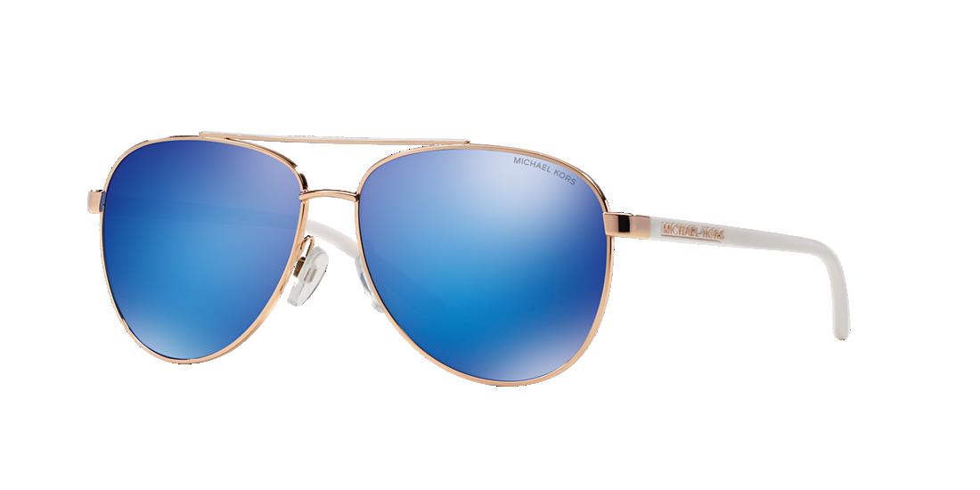 bf2978956162c Michael Kors MK5007 HVAR 59 Blue   Pink Sunglasses