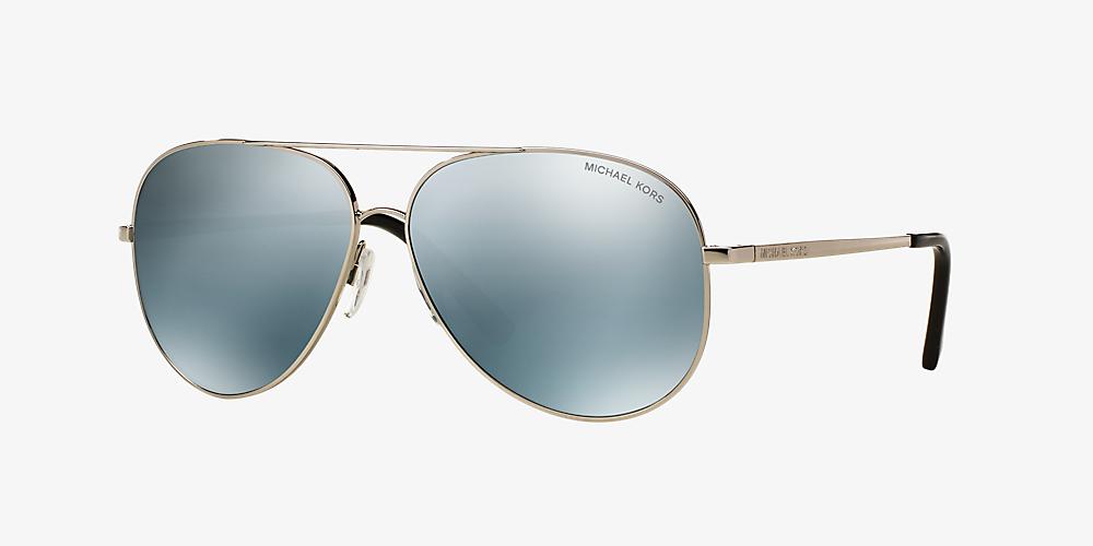 89164d306302 Michael Kors MK5016 KENDALL 60 Silver & Silver Sunglasses | Sunglass ...