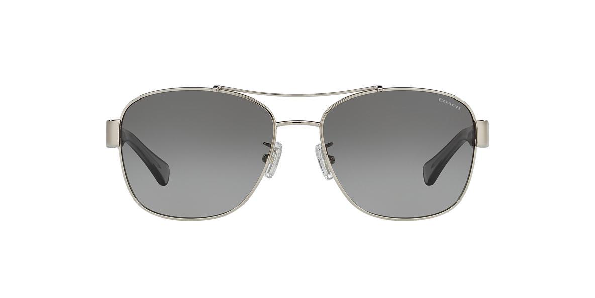Silver HC7064 Grey-Black  56