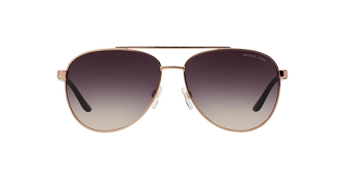 bf0377d298 Michael Kors MK5007 59 Grey-Black   Pink Sunglasses